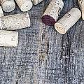 Wine Corks by Paulo Goncalves
