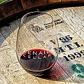 Wine Glass by Bill Dodsworth