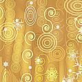 Winter Dress Detail by Kim Prowse