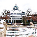 Winter In Coolidge Park by Tom and Pat Cory