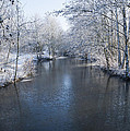 Winter Landscape by Svetlana Sewell