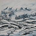 Winter Wonderland by Calvin Ott