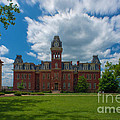 Woodburn Hall Summer Paintography by Dan Friend