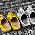 Wooden Shoes by Louise Heusinkveld