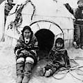 World's Fair Eskimos by Granger