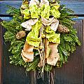 Wreath 30 by William Krumpelman