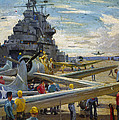 Wwii: Aircraft Carrier by Granger