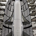 X-37b Orbital Test Vehicle by Science Source