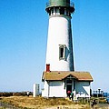 Yaquina Head Lighthouse by Richard Jenkins