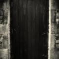 Victorian Cottage Door  by Doc Braham