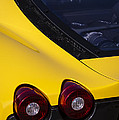 Yellow F430 by Dennis Hedberg