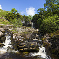 Yorkshire Dales Waterfall by Chris Smith