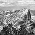 Yosemite Bw by Chuck Kuhn