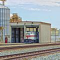 Foster Farms Locomotives by Jim Thompson