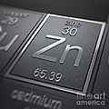 Zinc Chemical Element by Science Picture Co