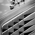 1972 Chevrolet Corvette Stingray Emblem by Jill Reger