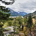 Banff Alberta Canada by Paul James Bannerman