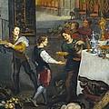 Breugel, Jan, The Elder, Called Velvet by Everett