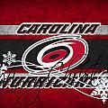 Carolina Hurricanes by Joe Hamilton