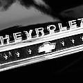 Chevrolet Emblem by Jill Reger