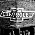 Chevrolet Grille Emblem by Jill Reger