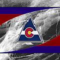 Colorado Rockies by Joe Hamilton