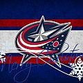 Columbus Blue Jackets by Joe Hamilton
