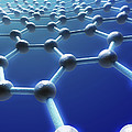 Graphene Structure by Science Picture Co