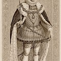 James I Of England James Vi Of Scotland by Mary Evans Picture Library