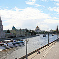 Moscow by Lali Kacharava