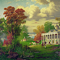 Mount Vernon by Granger