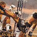 Muay Thai Arts Of Fighting by Rames Ratyantarakor