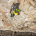 Rock Climber by Elijah Weber