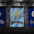 Seattle Mariners by Joe Hamilton
