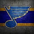 St Louis Blues by Joe Hamilton