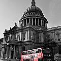 St Paul's Cathedral London by David Pyatt