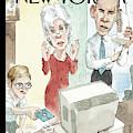 New Yorker November 11th, 2013 by Barry Blitt