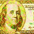 100 Dollar by Samuel Majcen