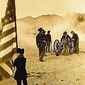 100th Anniversary Of Deactivation Ft. Lowell Tucson Arizona 1991 Toned 2008 by David Lee Guss