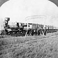 100th Meridian, 1866 by Granger