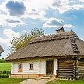 A Typical Ukrainian Antique House by Alain De Maximy