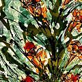 Heavenly Flowers by Baljit Chadha