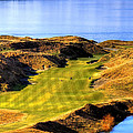 10th Hole At Chambers Bay by David Patterson