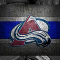 Colorado Avalanche by Joe Hamilton