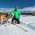 Colorado Cross Country Skiing by Sam Wells