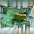 #11 Elusivenudescape 2003 by Glenn Bautista