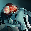 Football Collision by Science Picture Co