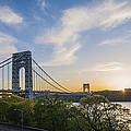 George Washington Bridge by Theodore Jones