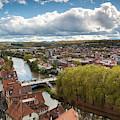 Germany, Baden-wurttemburg, Tubingen by Walter Bibikow