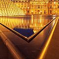 Musee Du Louvre by Brian Jannsen